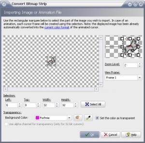 Enlarge AniTuner Screenshot