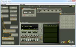 Enlarge Maize Studio Screenshot
