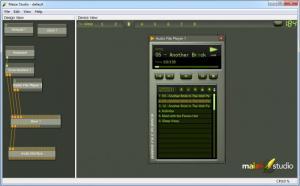 Enlarge Maize Studio Screenshot