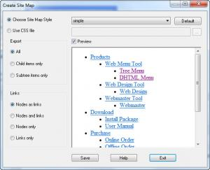 Enlarge AllyNova Tree Menu Screenshot