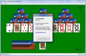 Enlarge TriPeaks Solitaire Screenshot