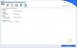 Enlarge Duplicate File Cleaner Screenshot