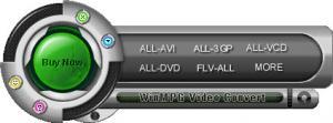 Enlarge WinMPG Video Convert Screenshot
