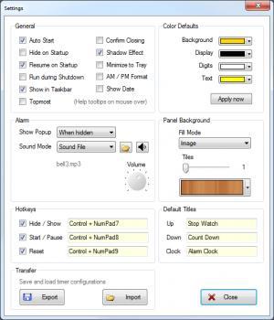 Enlarge Multi-Timer Ultimate Screenshot