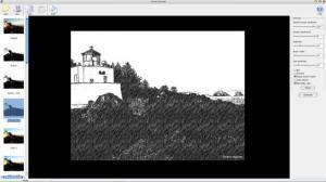 Enlarge Cartoon Generator Screenshot