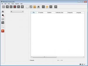 Enlarge BiblioteQ Screenshot