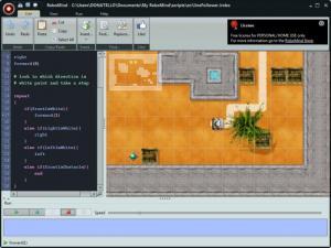 Enlarge RoboMind Screenshot