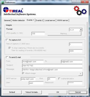 Enlarge Tireal Webcam Guard Screenshot