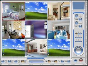 Enlarge Multi-Webcam Cast Screenshot