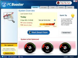 Enlarge PC Booster Screenshot