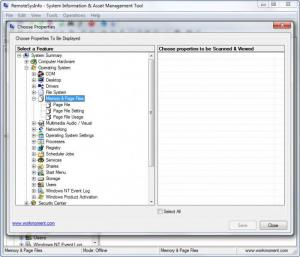 Enlarge RemoteSysInfo Screenshot