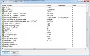 Enlarge Network Inventory Expert Screenshot