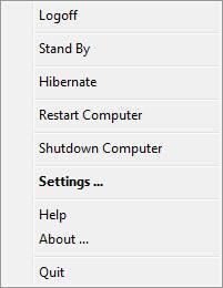 Enlarge Force Shutdown Screenshot