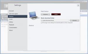 Enlarge Style Jukebox Screenshot