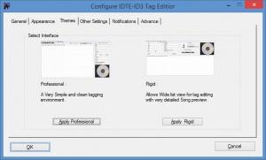 Enlarge IDTE - ID3 Tag Editor Screenshot