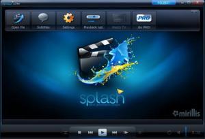 Enlarge Splash Lite Screenshot