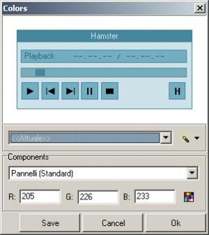 Enlarge Hamster Audio Player Screenshot
