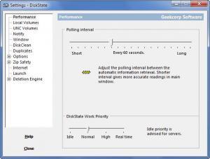 Enlarge DiskState Screenshot