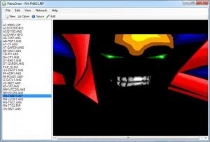 Enlarge PabloDraw Screenshot