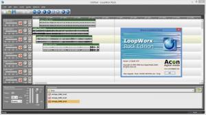 Enlarge LoopWorx Rock Edition Screenshot