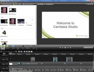 Enlarge Camtasia Studio Screenshot