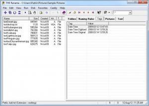 Enlarge THE Rename Screenshot