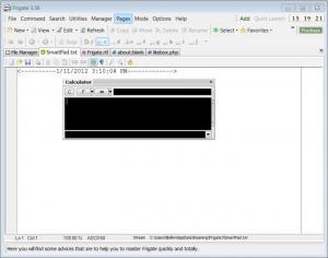 Enlarge Frigate Standard Screenshot