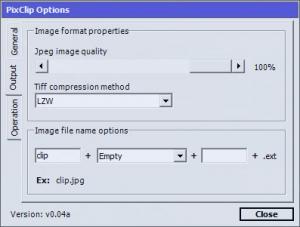 Enlarge PixClip Screenshot