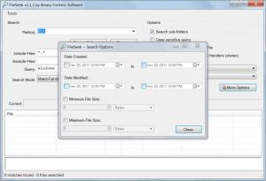 Enlarge FileSeek Screenshot