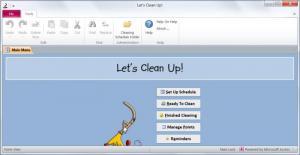Enlarge Lets Clean Up! Screenshot