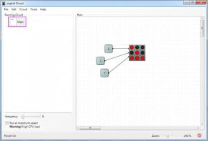 Enlarge Logic Circuit Screenshot