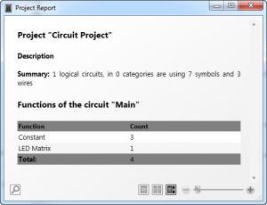 Enlarge Logic Circuit Screenshot