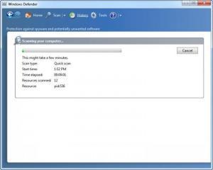 Enlarge Windows Defender Screenshot