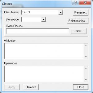 Enlarge ClassDraw Screenshot