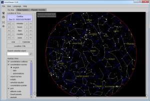 Enlarge AstroViewer Screenshot
