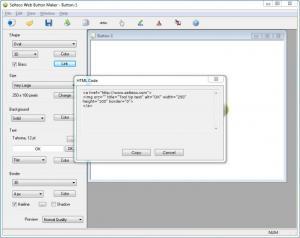 Enlarge Selteco Button Maker Screenshot