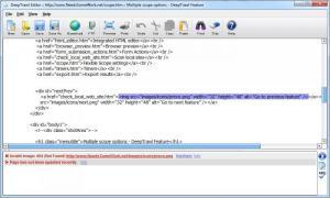 Enlarge DeepTrawl Screenshot
