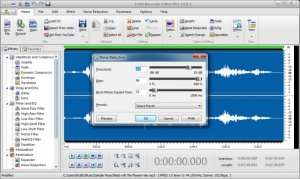 Enlarge Total Recorder Editor Pro Screenshot