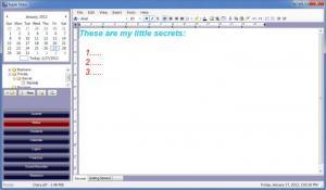 Enlarge SuperDiary Screenshot