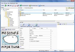 Enlarge mp3Tag Pro Screenshot