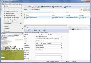 Enlarge mp3Tag Pro Screenshot