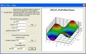 Enlarge DPlot Jr Screenshot
