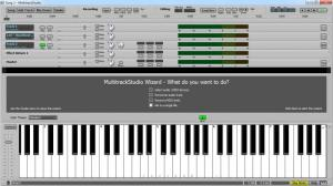Enlarge MultitrackStudio Lite Screenshot