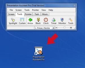 Enlarge Presentation Assistant Pro Screenshot
