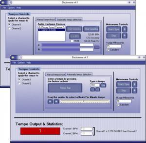 Enlarge Electronome Screenshot